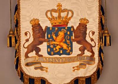Regalia - Rijksbanier